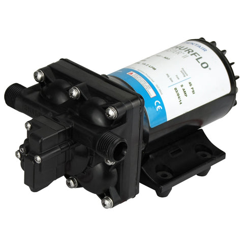 Shurflo pump Aqua King II 12 Volt Water Pump 11.35 LPM Self-Priming + Strainer