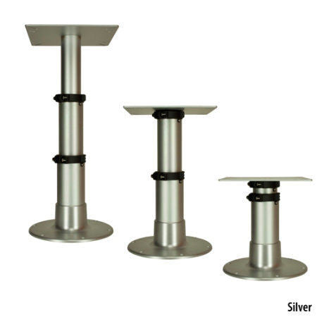 Table Pedestal For Boats Adjustable Height High Quality