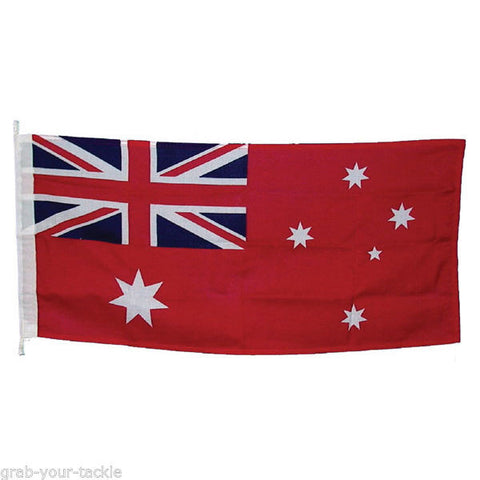 Australian National Flag RED ENSIGN Large 900 x 450