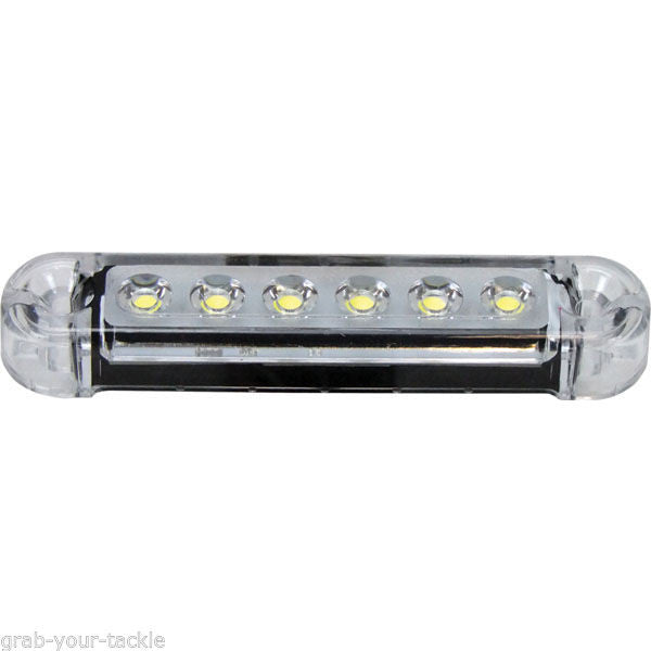 12V S/S Surface Mount 10W White LED Submersible Underwater  Length 150, RELAXN,