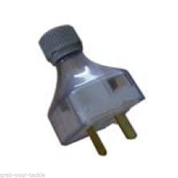 12 volt Power Socket Extention Plug Caravan Boat Marine 4Wd Low voltage 2 pin