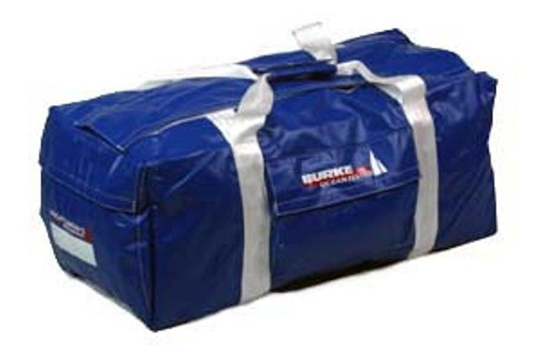waterproof bag Burke Gear Bag Sailing Bag/ Marine Bag Stowe Bag BLUE LARGE
