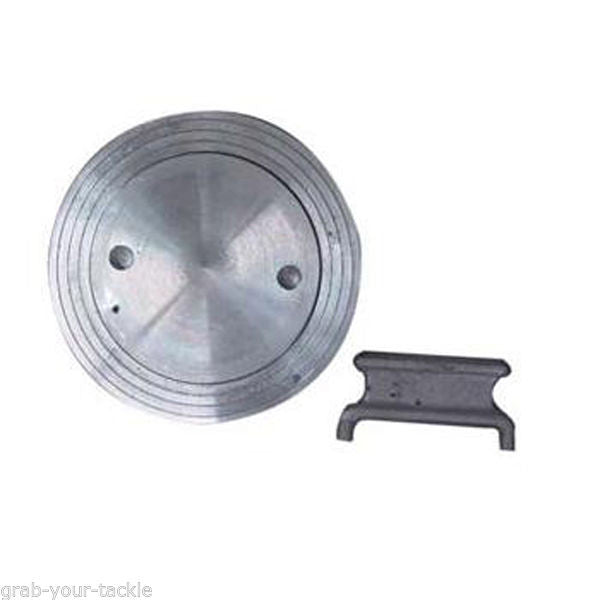 Inspection Port / Deck Plate Survey Rated 208 mm od Alloy with key