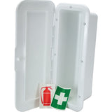 Flush Mount Storage Case With Door Multi Purpose Boat Caravan Camper ABS Plastic