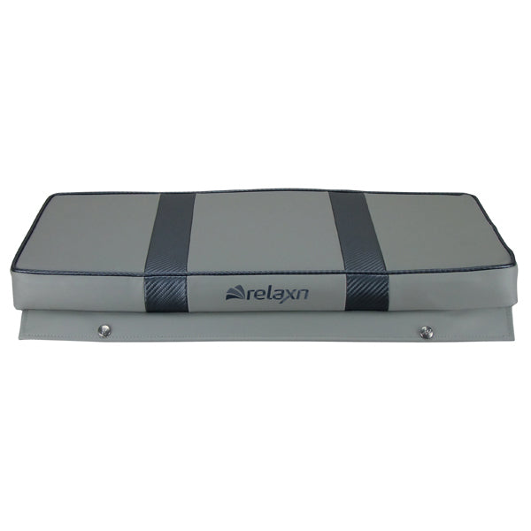 boat seat cushion/ Tinnie Seat/Aluminium Boat Seat Cushion 600x300x50 press stud
