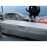 Boat Seat Cushion 1500mm x 400mm x 50mm Tinnie Seat Cushion Relaxn Grey