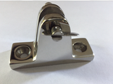 Stainless Boat canopy fitting quick release pin 316 Stainless Steel 35mm Bimini Vertical Angle 10 degree