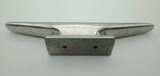 Boat Cleat Narrow Base 316 Polished Stainless steel 200mm Heavy Duty Base New