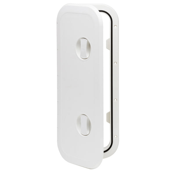 Access Hatch Caravan Boat Access Locker Hatch White 606mm x 243mm Walk On Strong