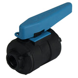 "Trudesign 90471 or 90548 Ball Valve SeaCock 1/2"" BSP Genuine Glass Reinforced"
