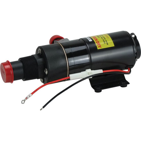 TMC Macerator Pump 4 Marine RV Holding Tanks 24V 12 GPM Self Priming Waste Pump