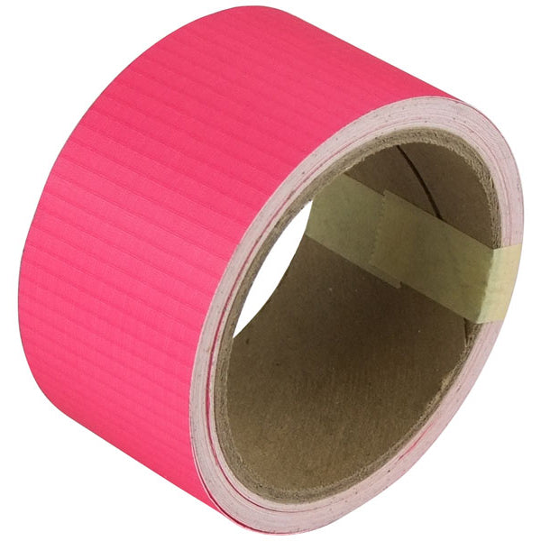 Sail Repair Tape 7M x 50mm Self Adhesive Ripstop ,Tents Awning, Kites Pink