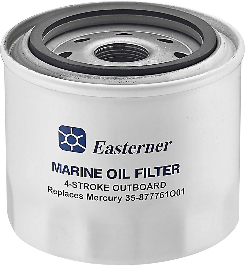 Mercury Oil Filter Replacement 4 Stroke Outboard Merc 35-877761Q01, 35-877761K01