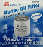 Yamaha Oil Filter Replacement 3FV-13440-00-00, 3FV-13440-30-00 4 Stroke Outboard