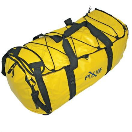 PVC Waterproof Bag - LARGE 90  Litre Yellow