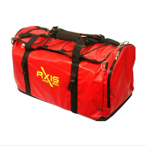 PVC Waterproof Bag - Medium 55 Litre Red
