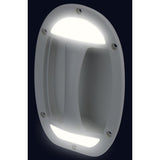 Caravan LED Light Handle 12 Volt White Waterproof Low Profile Cool White