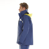 Burke Super Dry Rain Jacket Sailing Wet Weather Jacket Blue Superdry SIZE SMALL