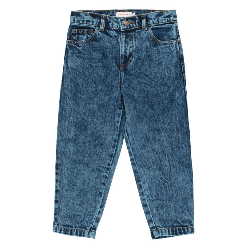 BAGGY JEANS SNOW BLUE