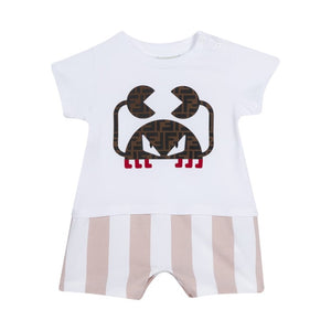 BBOY JERSEY STRETCH ROMPER SUIT