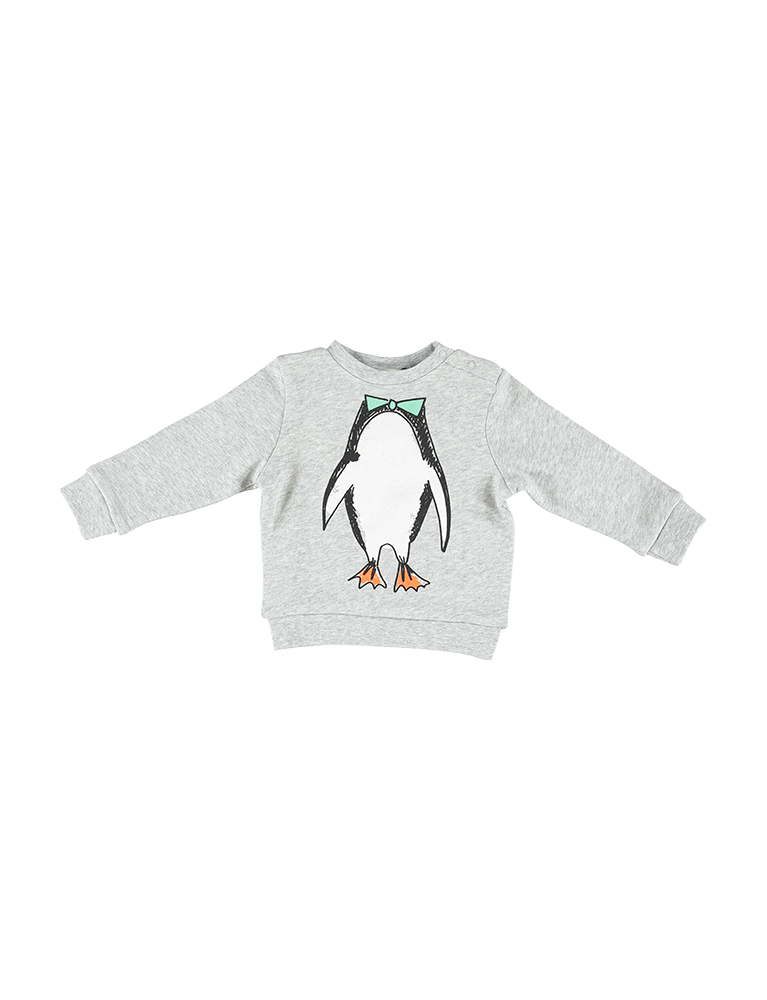 BIZ BABY SWEATER PENGUIN