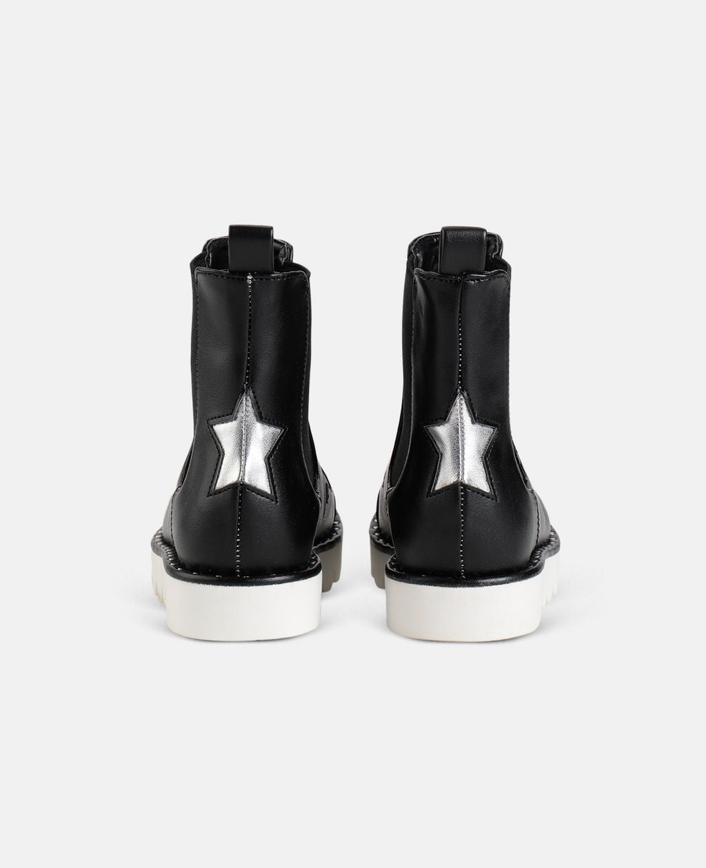 Boots With Multicolor Star