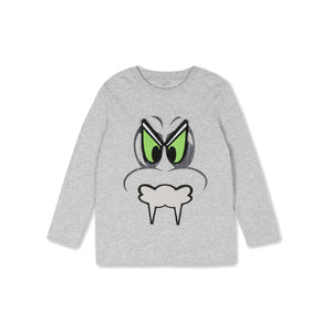 Dragon Eyes Long sleeve T-Shirt