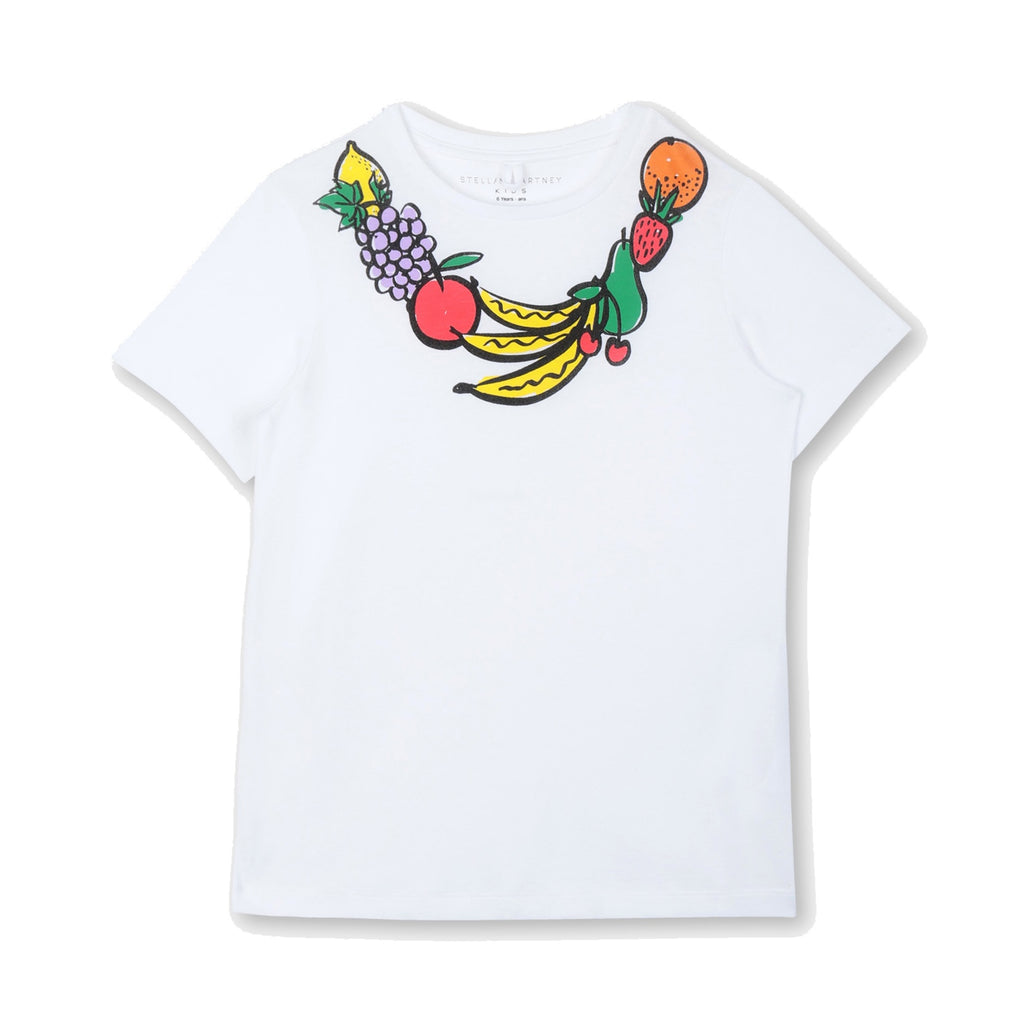 FRUIT NECKLACE SS TEE