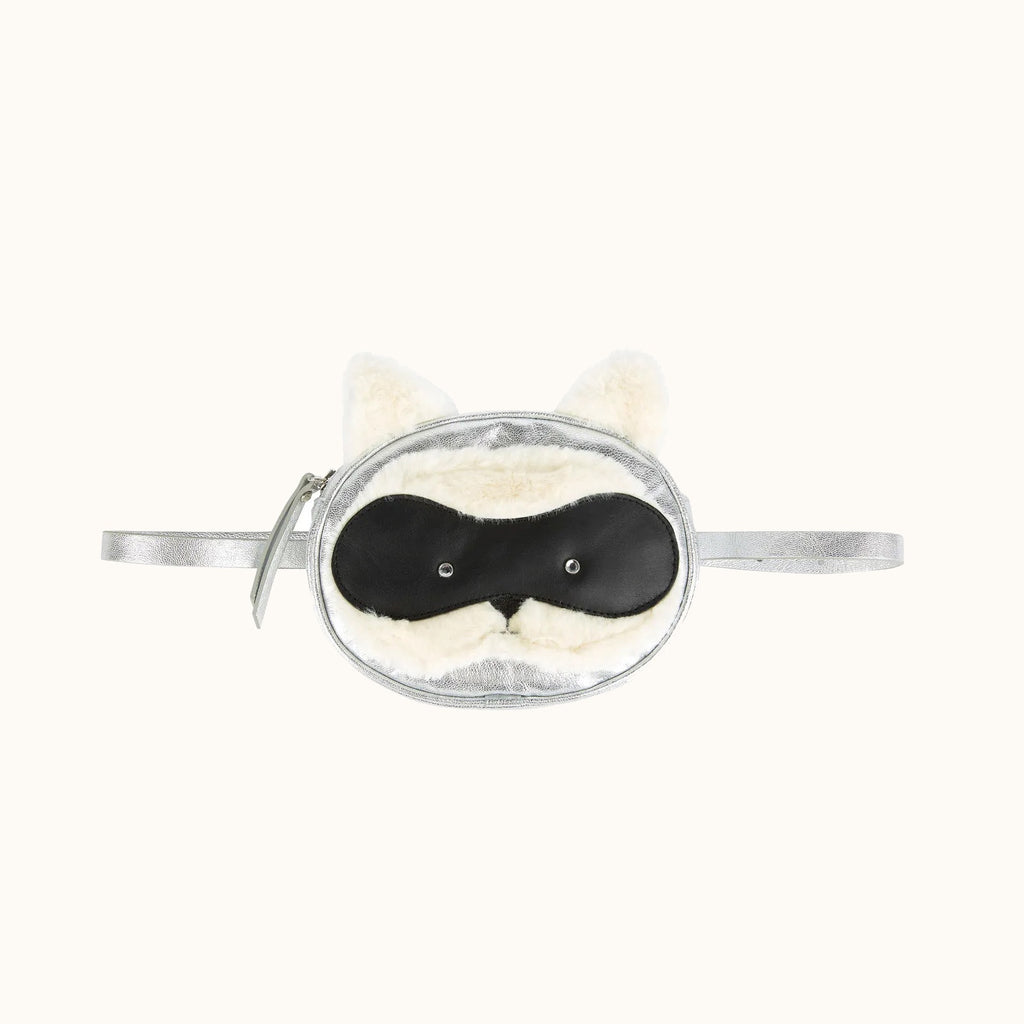 RACCOON CHILDREN'S BELT BLACK