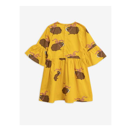 Posh guinea pig dress