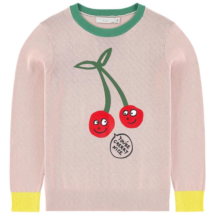 CHERRY JUMPER