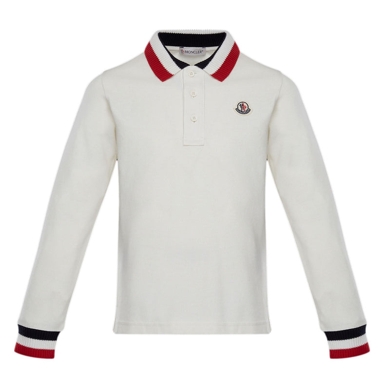 MAGLIA POLO MANICA LONG SLEEVED POLO SHIRT