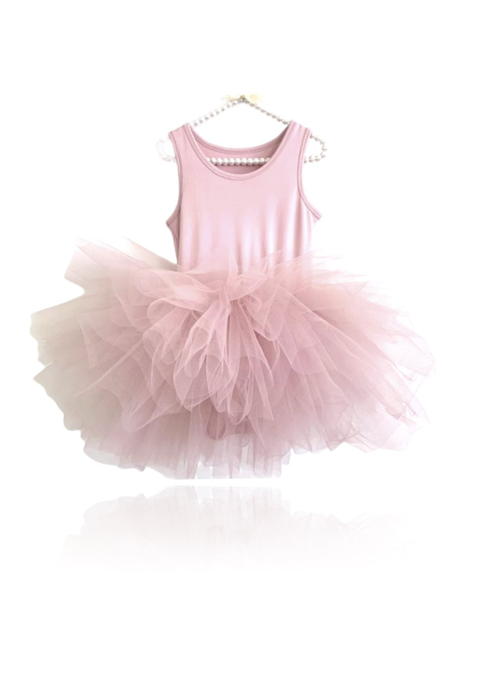 DOLLY BY LE PETIT TOM ® TIMELESS TUTU DRESS PINK