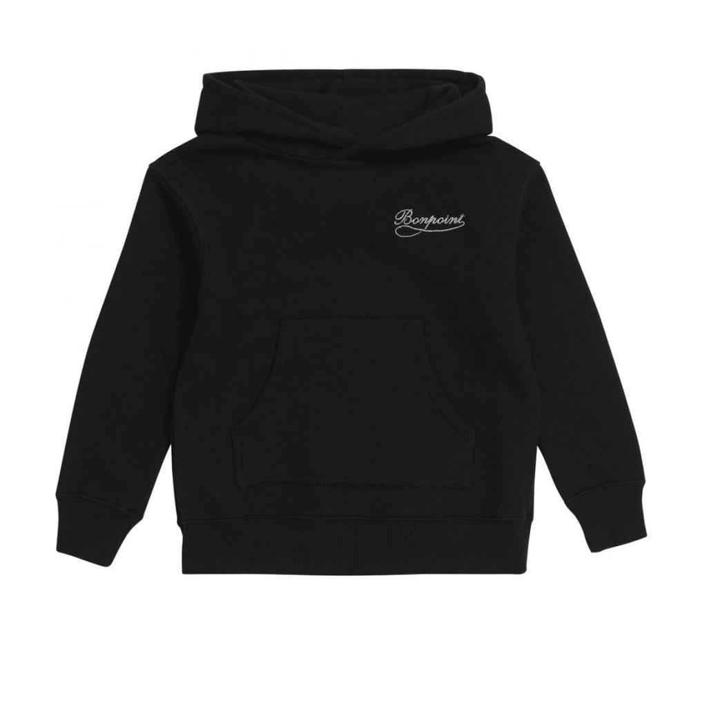 SWEAT CAPUCHE BLACK