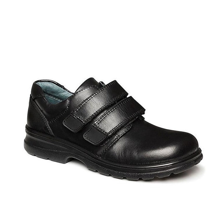 clarks lochie in black