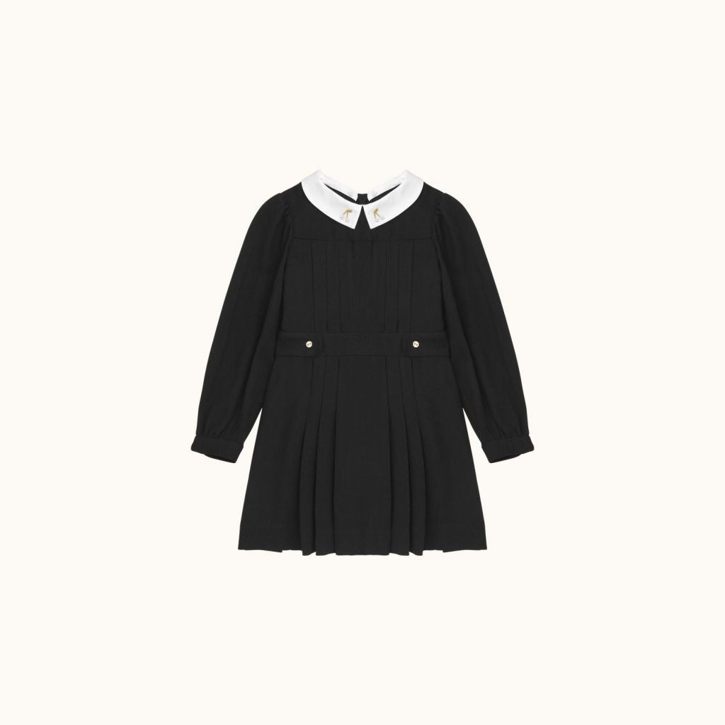 MONA DRESS BLACK