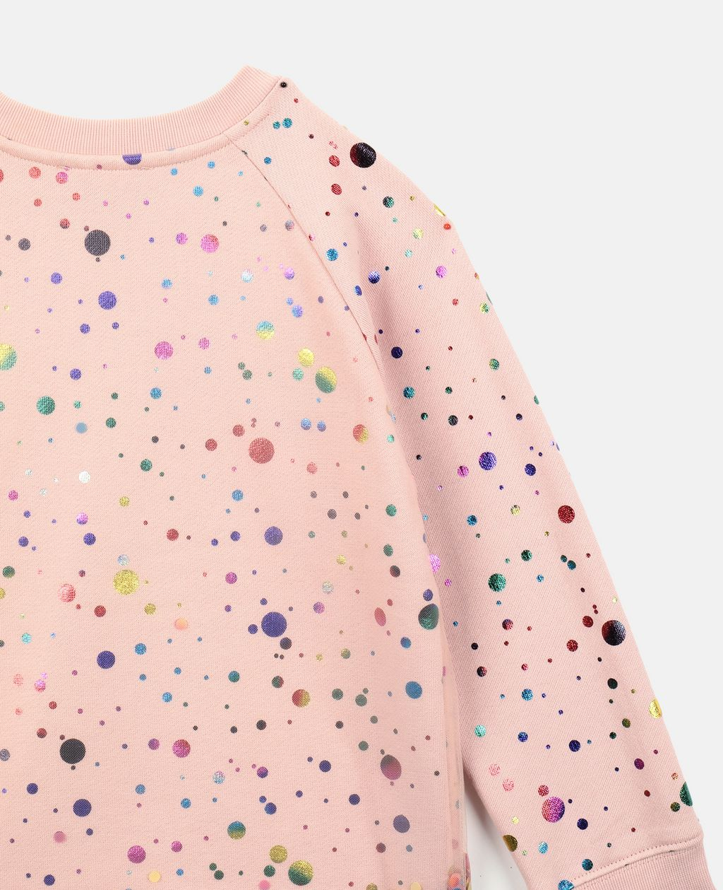 TULLE SEQUINS SWEAT