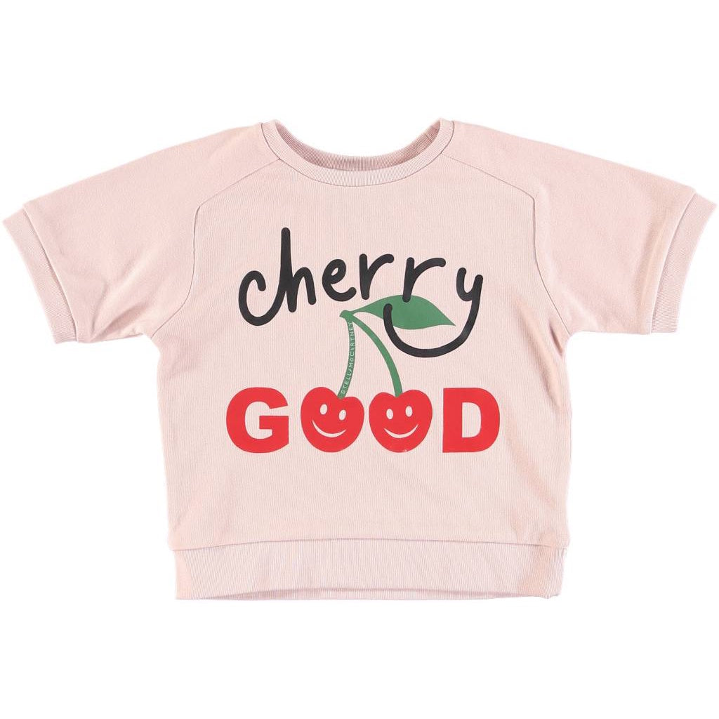 CHERRY GOOD SS SWEAT