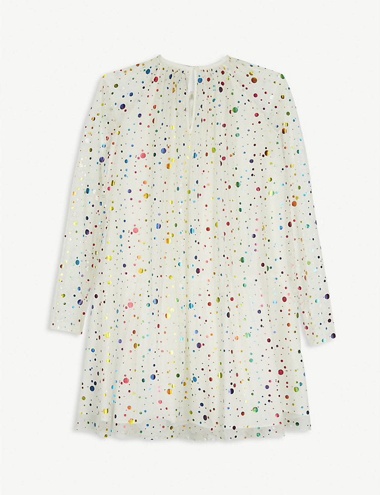 Party Dots Tulle Dress