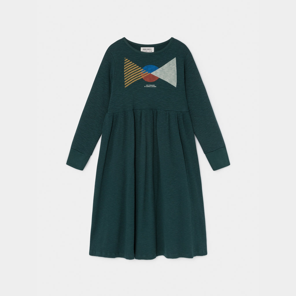 Flags Jersey Dress