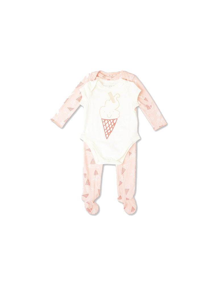 RUFUS CASSIDY BABY TR SUIT