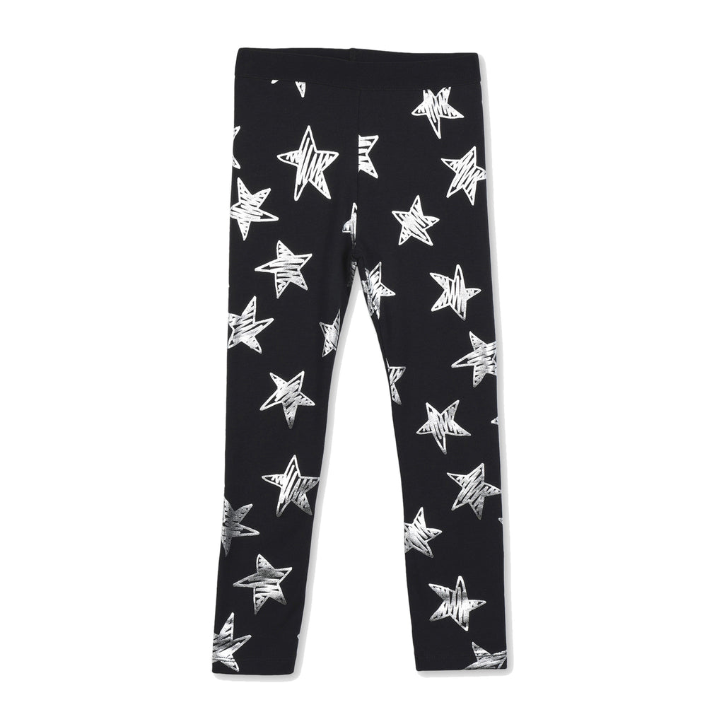 SILVER STARS LEGGINGS