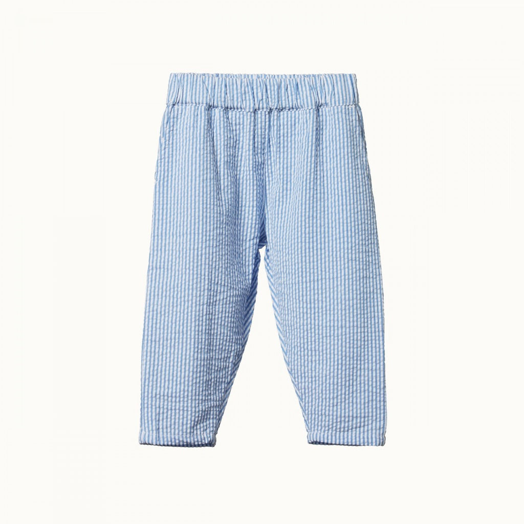 SAILOR PANTS BLUE STRIPE