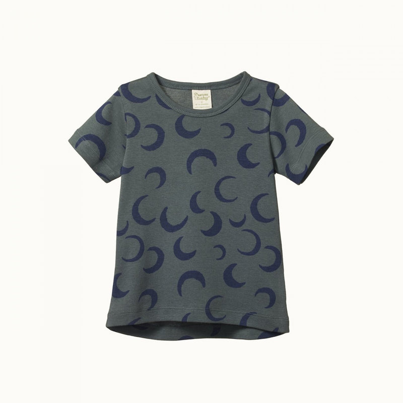RIVER TEE CRESCENT MOON VALLEY BLUE PRINT 2 year