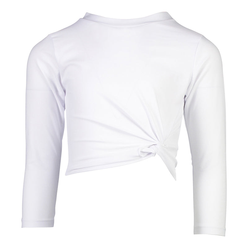 Sustainable White LS Wrap Crop