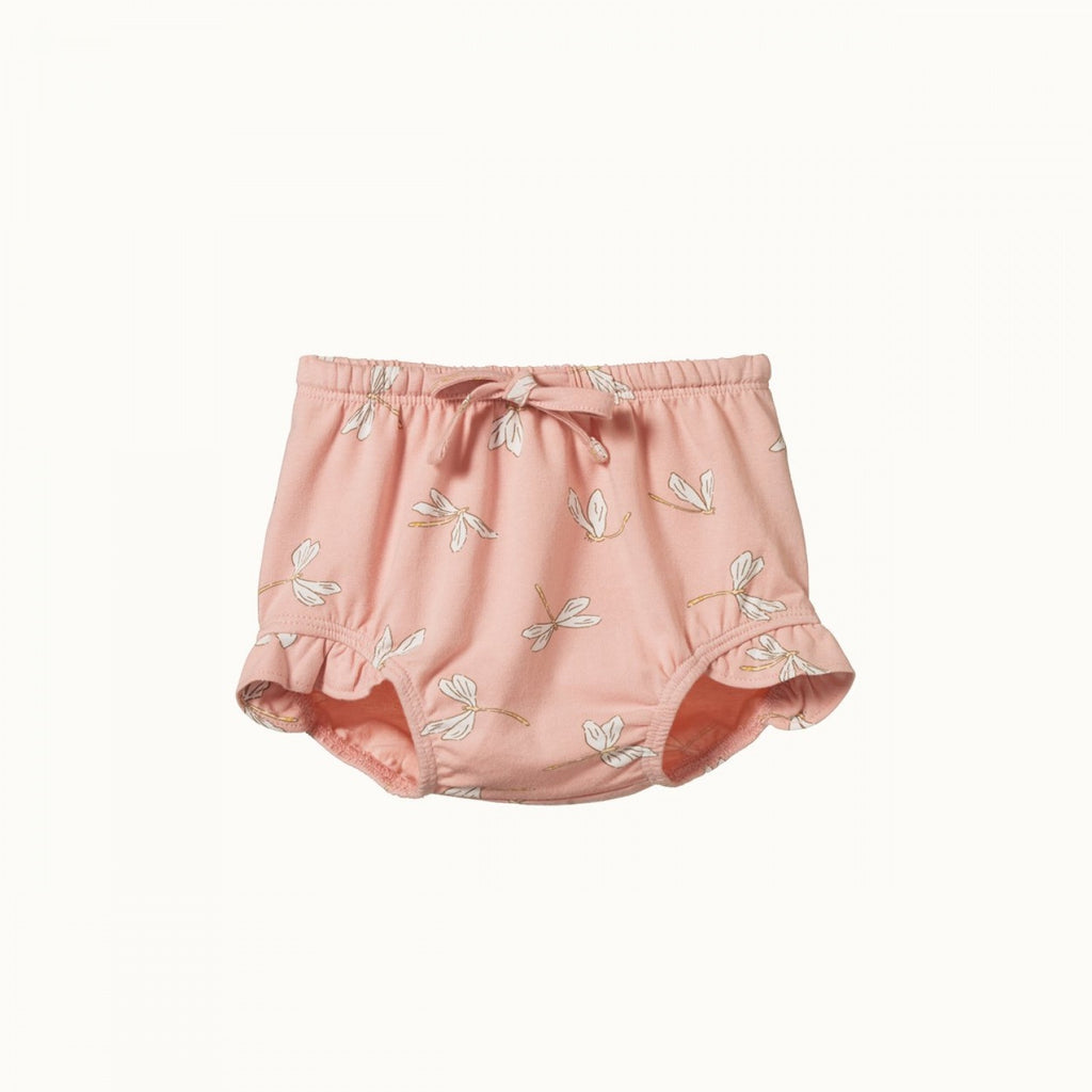 Dragonfly Lily Petal Bloomers 1Y