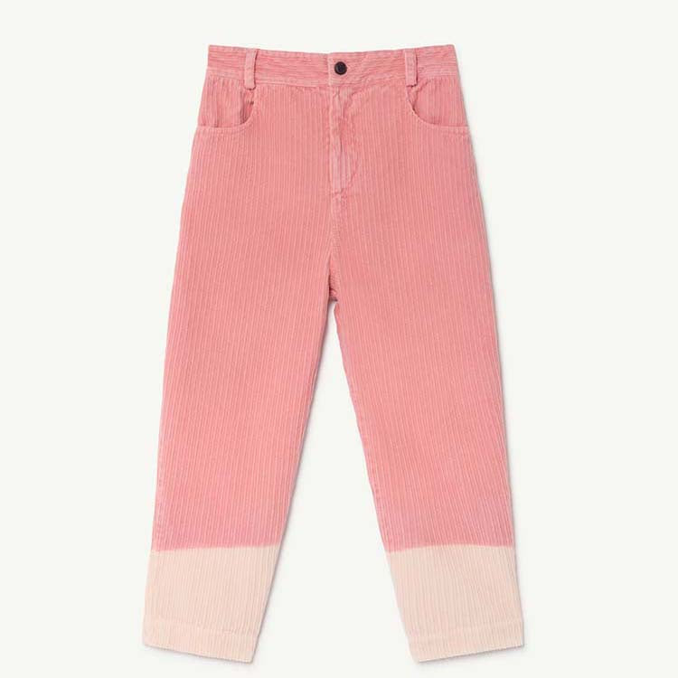 ELEPHANT KIDS PANTS PINK