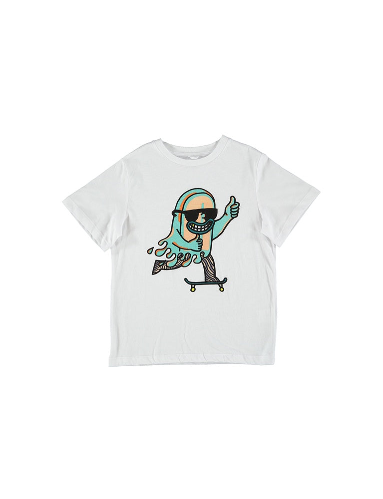 ARROW TEE W/SKATE ICECREAM PR
