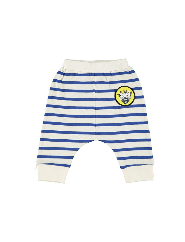 PUDDING BABY STRIPED TRS