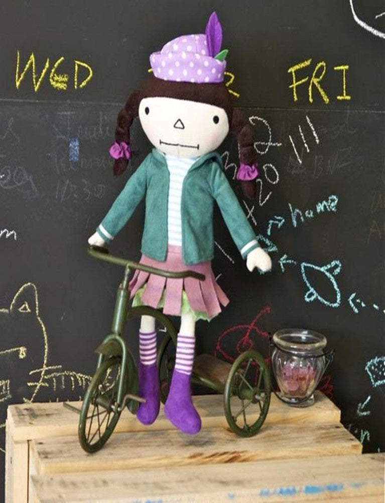 little dot lulu doll
